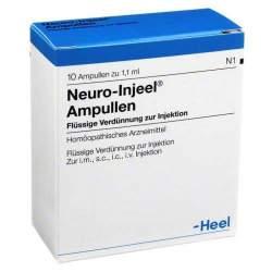 Neuro-Injeel® Ampullen 10 Amp.