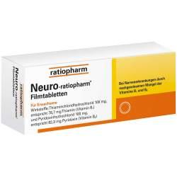 Neuro-ratiopharm® 100 Filmtbl.