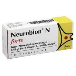 Neurobion® N forte 20 überzog. Tbl.