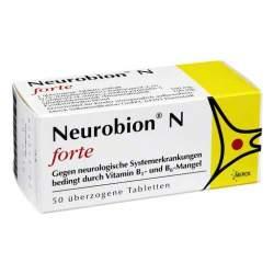 Neurobion® N forte 50 überzog. Tbl.
