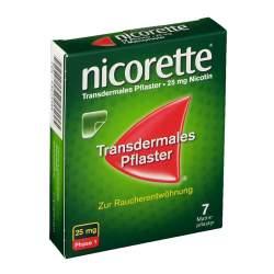 Nicorette TX 7 Pflaster 25mg