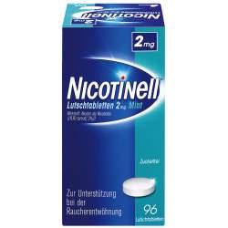 Nicotinell® 2 mg 96 Lutschtabletten Mint