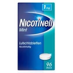 Nicotinell® Lutschtabletten 1 mg Mint 96St.