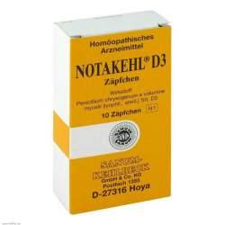 Notakehl D3 Supp. 10 St.