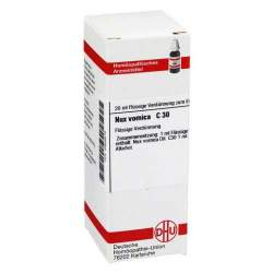 Nux vomica C30 DHU 20ml Dil.