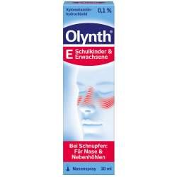 Olynth® 0,1 % Schnupfen Dosierspray Nasenspray 10ml