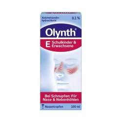 Olynth® 0,1 % Schnupfen Lösung Nasentropfen 100ml