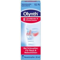 Olynth® 0,1 % Schnupfen Lösung Nasentropfen 20ml