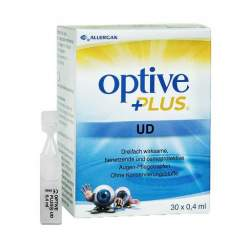 OPTIVE PLUS UD® 30x0,4ml Augentropf.