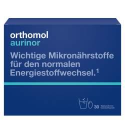 Orthomol Aurinor 30 Btl.