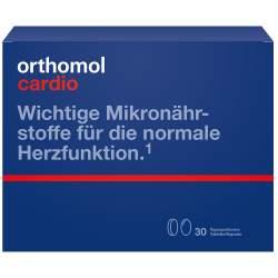 Orthomol Cardio 30 Tabletten/Kapseln