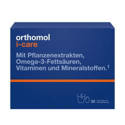 Orthomol i-CAre Granulat/Kapseln 30 Btl.