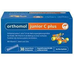 Orthomol junior C plus 30 Btl.