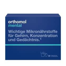 Orthomol Mental 30er Granulat plus Kapseln