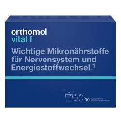 Orthomol Vital f Granulat/Tbl./Kaps. Grapefruit 30 Btl.