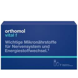 Orthomol Vital f Trinkfläschchen/Kaps. 7 St.