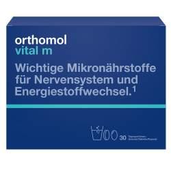 Orthomol Vital m Granulat/ Tbl./Kaps. Grapefruit 30 Btl.