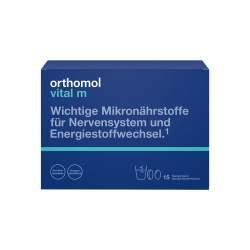 Orthomol Vital m Granulat/Tbl./Kaps. Orange 15 Btl.