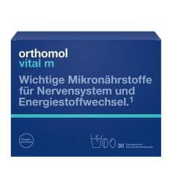 Orthomol Vital m Granulat/Tbl./Kaps. Orange 30 Btl.