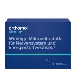Orthomol Vital m Trinkfläschchen 30 St.