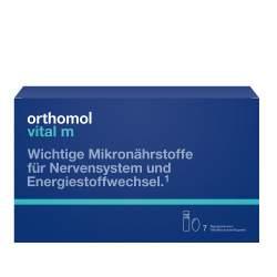 Orthomol Vital m Trinkfläschchen 7 St.