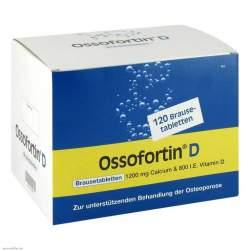 Ossofortin® D 1200 mg/800 I.E. 120 Brausetabletten