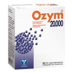 Ozym® 20.000 200 msr. Hartkaps.