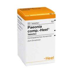 Paeonia Comp. Heel 50 Tbl.