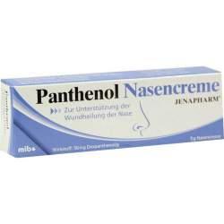 Panthenol Nasencreme JENAPHARM 5g