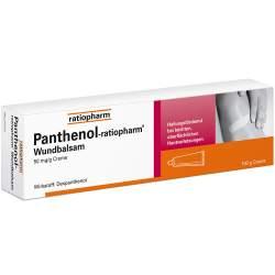 Panthenol-ratio Wundbalsam 100g Creme