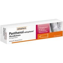 Panthenol-ratio Wundbalsam 35g Creme