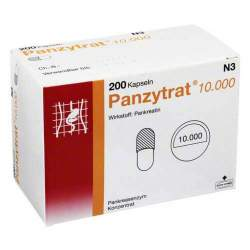 Panzytrat® 10.000 200 mrs. Hartkapseln