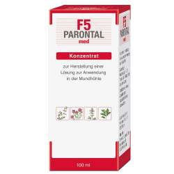 Parontal F5® med 100ml