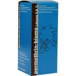 permethrin-biomo Lösung 0,5% 50ml