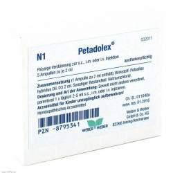 Petadolex® Amp. 5x2 ml