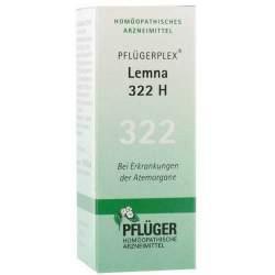 Pflügerplex® Lemna 322H 100 Tbl.