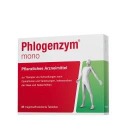 Phlogenzym® mono 20 Tbl., magensaftres.