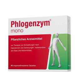 Phlogenzym® mono 40 Tbl., magensaftres.