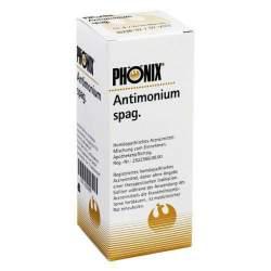 Phönix antimonium spag. Tropfen 100ml