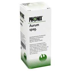 Phönix aurum spag. Tropfen 50ml