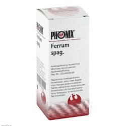 Phönix ferrum spag. Tropfen 100ml