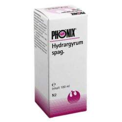 Phönix Hydrargyrum spag. Tropfen 100ml