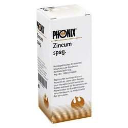 Phönix zincum spag. Tropfen 50ml