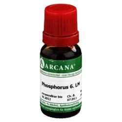 Phosphorus Arcana LM 6 Dilution 10ml