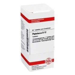 Phytolacca D12 DHU 80 Tbl.