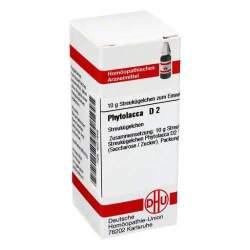 Phytolacca D2 DHU 10g Glob.