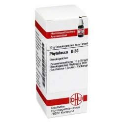 Phytolacca D30 DHU 10g Glob.