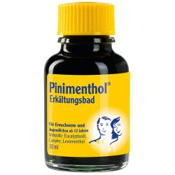 Pinimenthol Erkältungsbad 30 ml