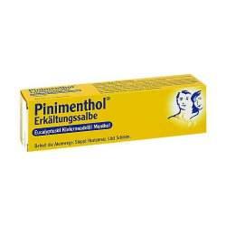 Pinimenthol® Erkältungssalbe Eucalyptusöl 50g