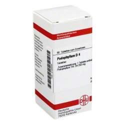 Podophyllum D4 DHU 80 Tbl.